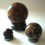 Granit kugle – mellem